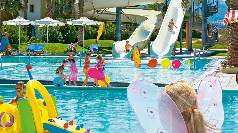 family all inclusive holidays in Kos Island