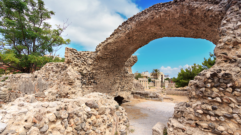 Historical Excursions in Kos Ancient Sights