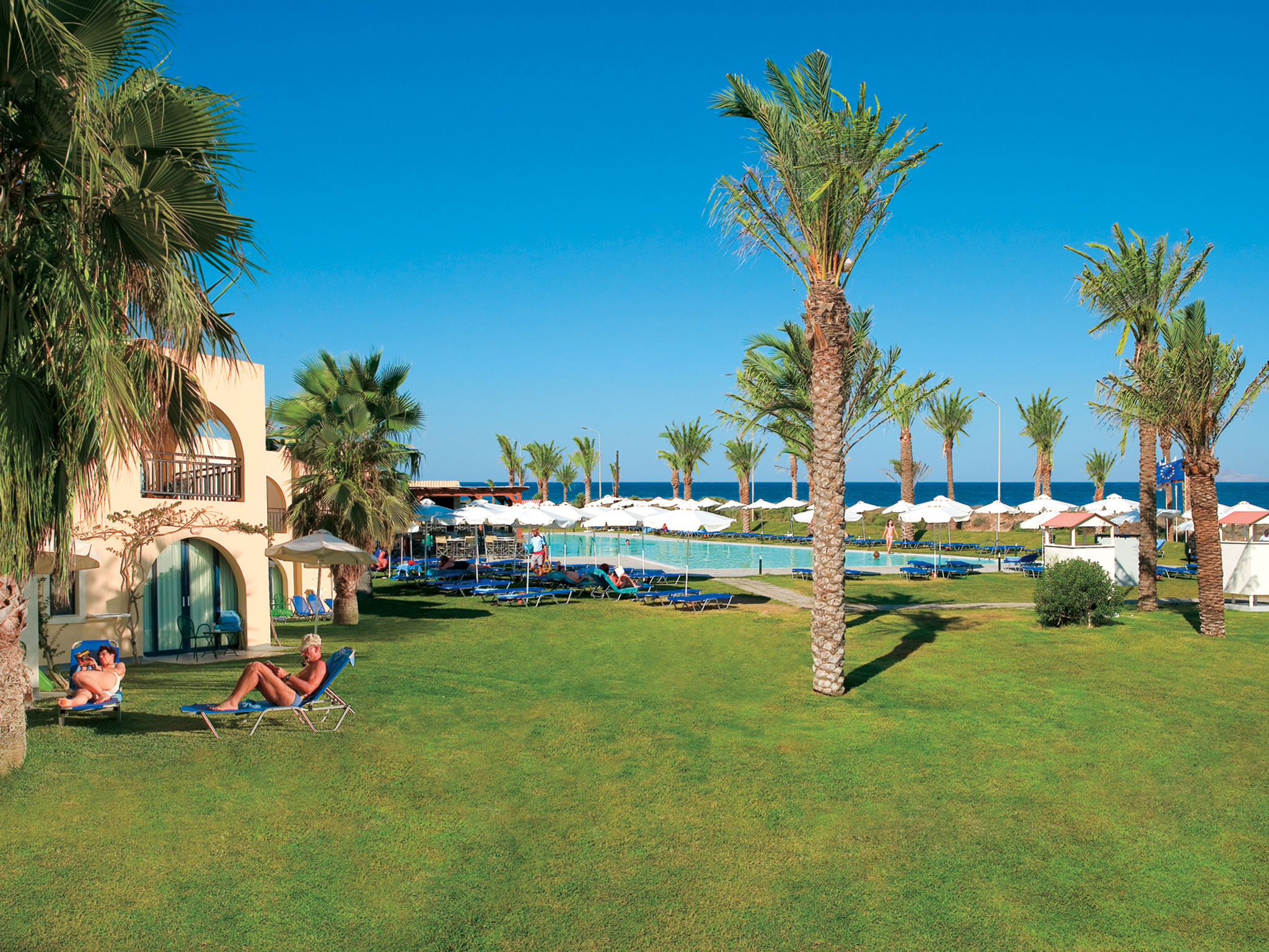 Royal Park All Inclusive Resort in Kos